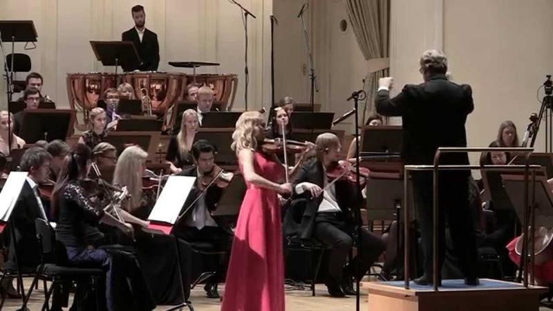 Julius Conus Violin Concerto in E minor