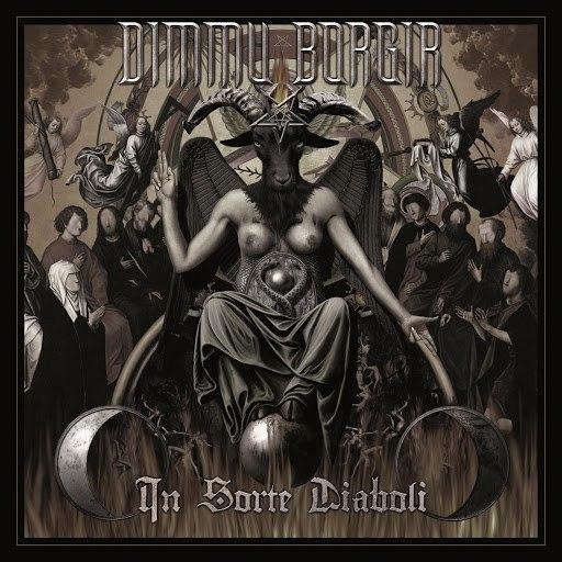 Dimmu Borgir альбом In Sorte Diaboli