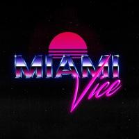 Логотип MIAMI VICE