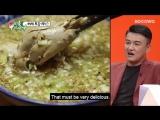 Seung Ri Eats Chicken Soup Ramen! My Little Old Boy Ep 95