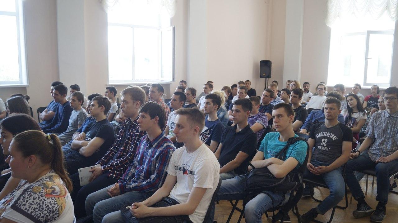 «Красный котельщик» повышает профориентацию студентов