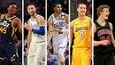 NBA 1st Team All Rookie | Best Plays From Donovan Mitchell, Jayson Tatum, Ben Simmons + More