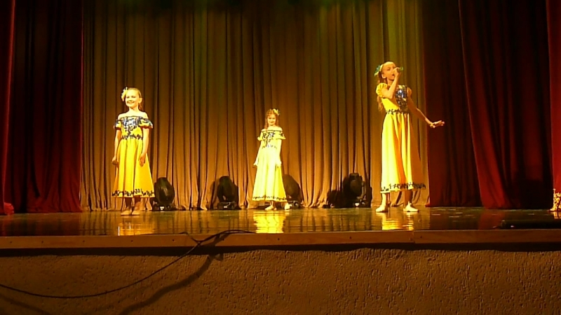 Отчетный концерт вокального ансамбля ВЕСНА Кировского дворца культуры г.Омска ч. 1