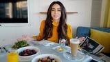 LFW Diary, Shows, Meet up and Pampering Tamara Kalinic ad