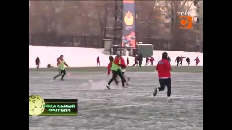 Сюжет программы «Тотальный футбол» о женской футбольной команде ЦСКА (Самара)