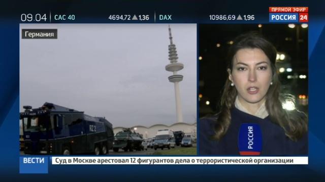 Новости на Россия 24 • МИД Германии: Штайнмайер призвал к немедленному перемирию в Алеппо