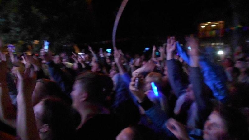 концерт KEVIN MCCOY EX. BAD BOYS BLUE в Пионерском. 07 июля 2018 г