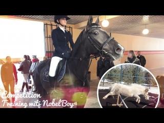 Competition & Trainig with Nobel Boy