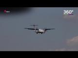 Крушение воздушного судна ATR-72