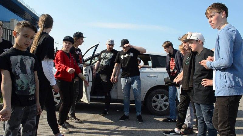 DarkLandWarrior vs MarySnake  8 Tour 