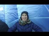 Винни-Пух и Пятачок на катке