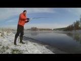 Портативная удочка спиннинг FisherGoMan с самоподсекающим механизмом online video cutter com