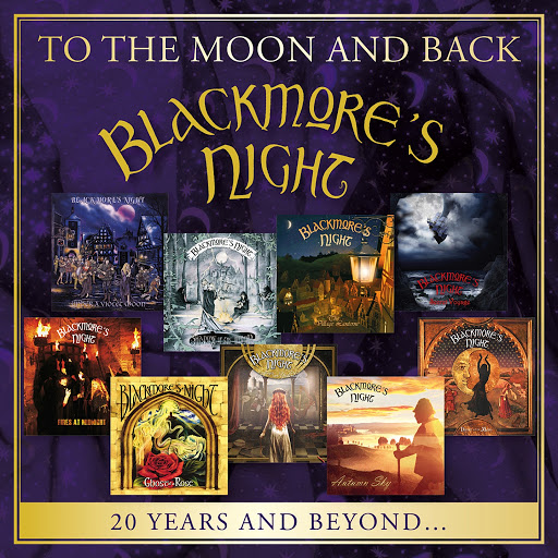 Blackmore's Night альбом To the Moon and Back-20 Years and Beyond