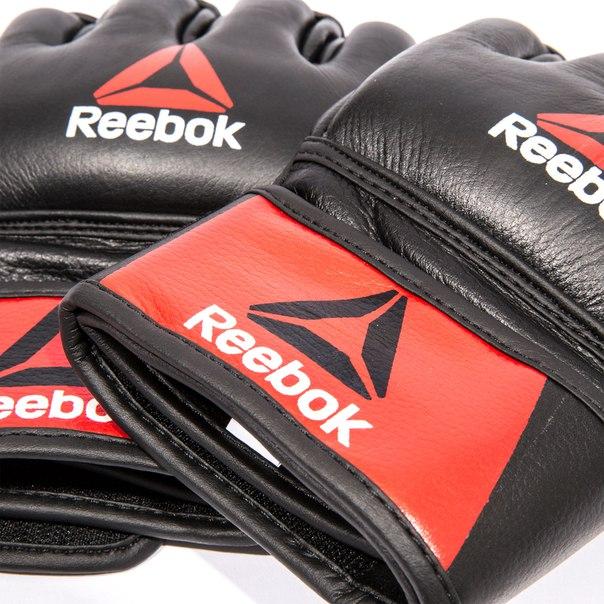 Перчатки Combat Leather MMA - размер L