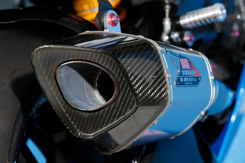 Suzuki GSX-R1000 2018 - гоночный супербайк команды SERT (фото)