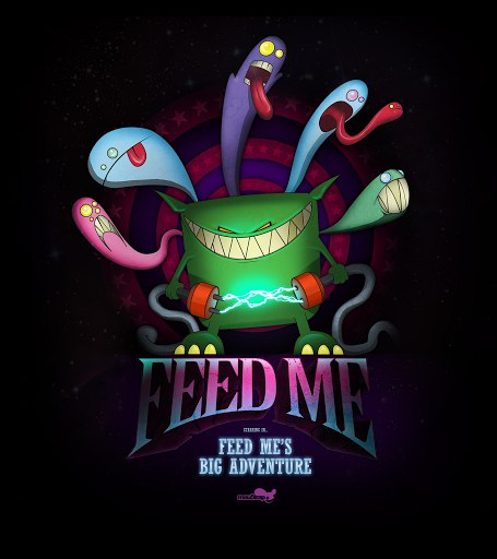 Feed Me альбом Feed Me's Big Adventure (iTunes Version)