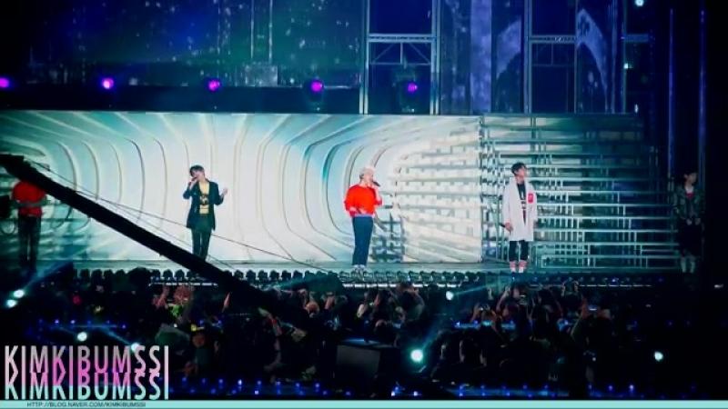 [4K] 150920 경주 한류 드림콘서트_SHINee - Red Carpet An Encore View Ending