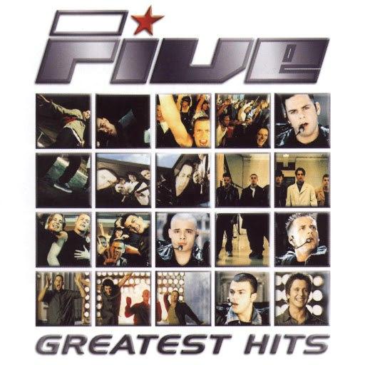 Five альбом Greatest Hits