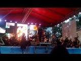 Омский академический симфонический оркестр и джазовое трио Даниила Крамера (Jazz Park 2018)