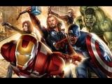 Мстители The Avengers by Skreet
