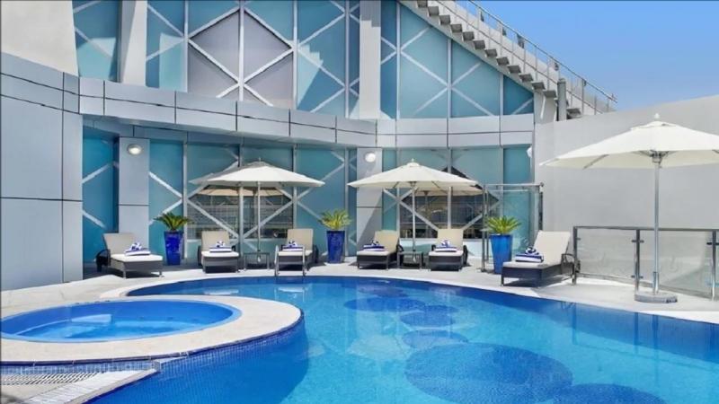 City Seasons Towers Hotel Bur Dubai - Dubai, United Arab Emirates