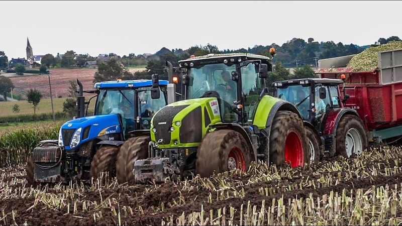 EXTREME CONDITIONS | XL Silage in the Mud !
