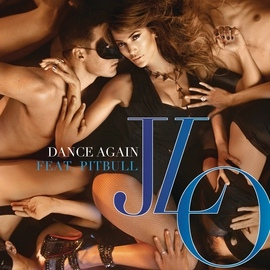 Jennifer Lopez альбом Dance Again