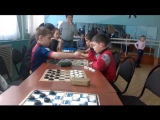 II лично-командное первенство Заиграевского ЦДЮТ по русским шашкам