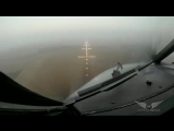 Если вы думали, что из иллюминатора красивый вид, то вы не видели его из кабины пилота!