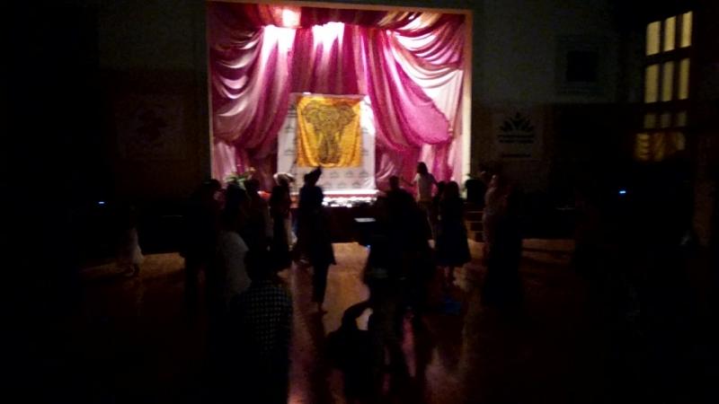 Ecstatic Dance skvo 30.09.18 Екатеринбург