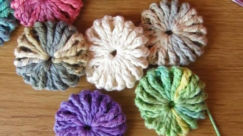 ПУФ Príncipe del Crochet