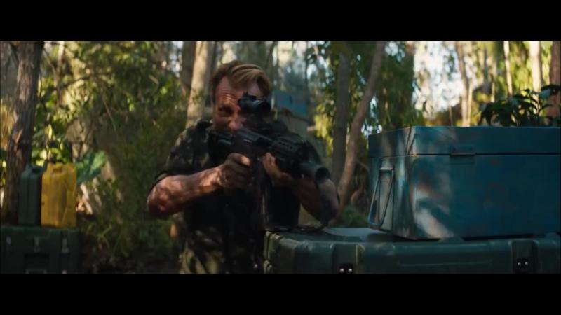 6 отряд - Швединг (4 смена 2018)