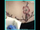 Эти татуировки помогают женщинам справиться с эпидемией домашнего насилия