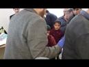 Paralyzed from the childhood of the city of Mosul walking God willing Парализовано с детства города Мосула, идущего богом