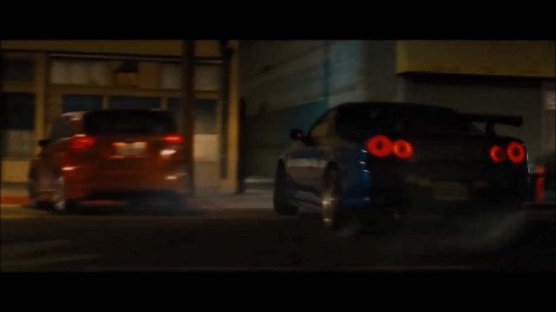 Paul Walker Tribute Fast Furious 1-7 (Skylar Grey - I will return)