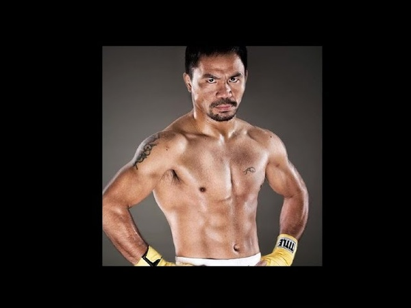 Manny Pacquiao Cut - Draws With Agapito Sanchez This Day November 10, 2001