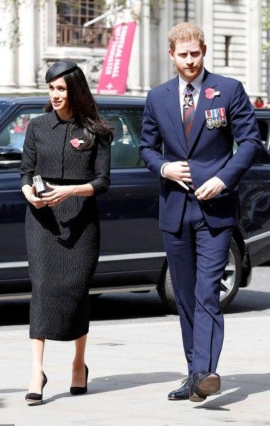 Назло слухам: отец Меган Маркл поведет ее к алтарю на свадьбе с принцем Гарри