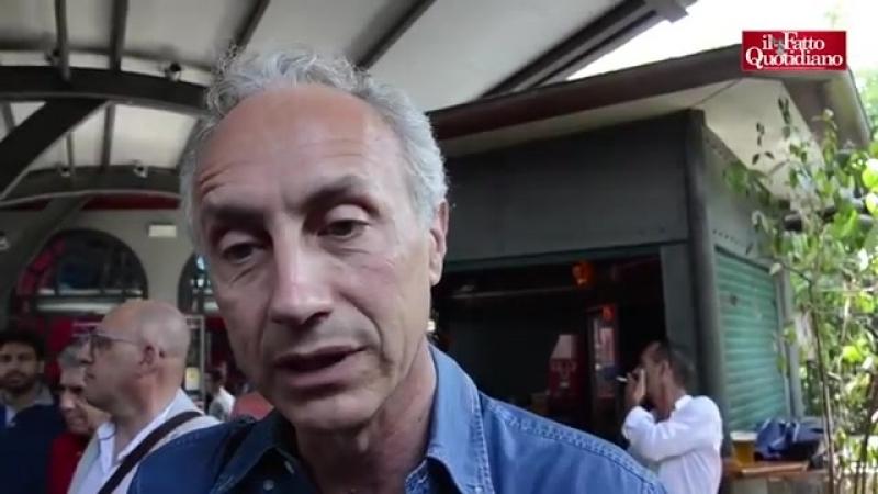 """Travaglio """"Veto di Mattarella su Savona Spero non sia per le sue idee"""