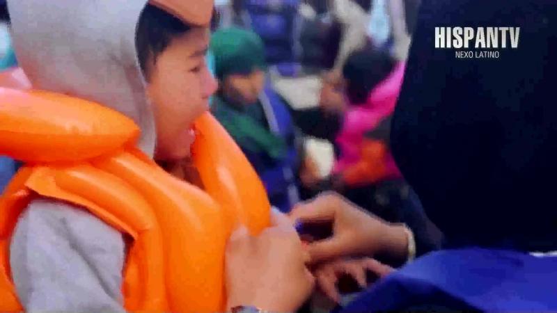 Refugiados sin refugio que aumentan cada día