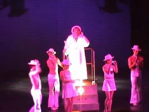 Jesus Christ Superstar Regensburg 2007 2 Chris Murray, Previn Moore, Ilonka Vöckel
