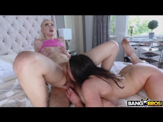 Ass Parade - Chloe Cherry And Kendra Lust Tag Team