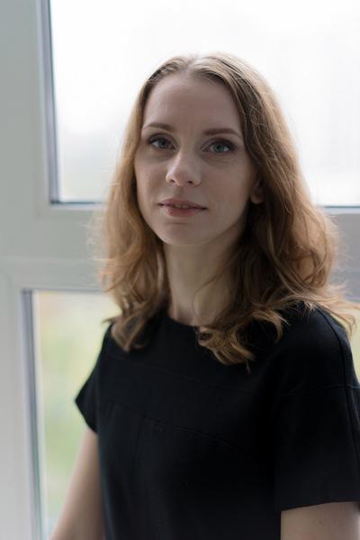 Екатерина Зубач