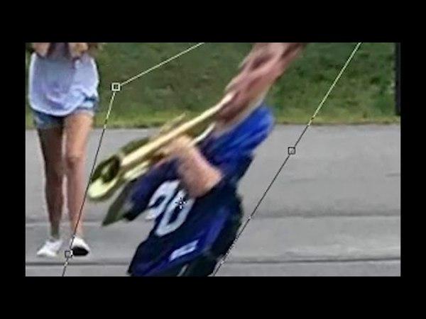 Trumpet Boy - Moon Theme