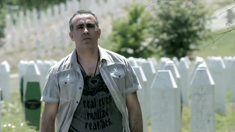 Халук Левент- Сребреница