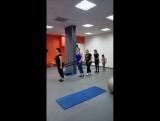 Занятие с инструктором групповых программ Ульяновой Жанной!👍 Клуб