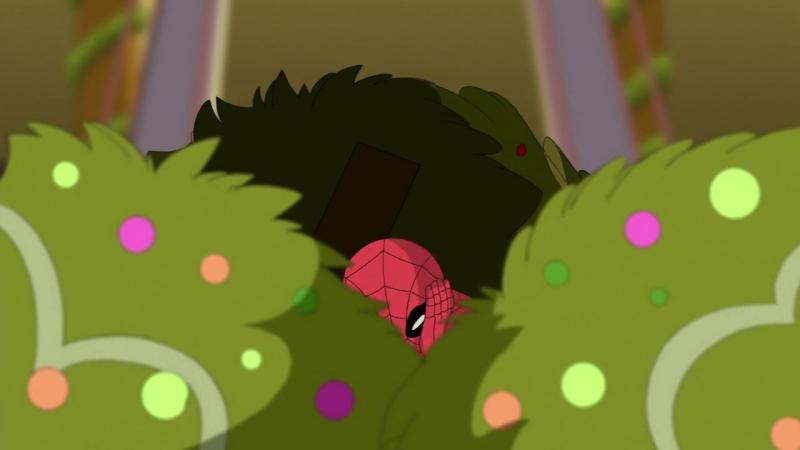 Грандиозный Человек Паук 2 Сезон 3 Серия Зловещая Шестёрка