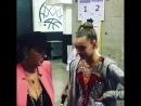 Полина Шматко и Ирина Александровна Винер-Усманова Международный турнир юниорок Холон,израиль 2018