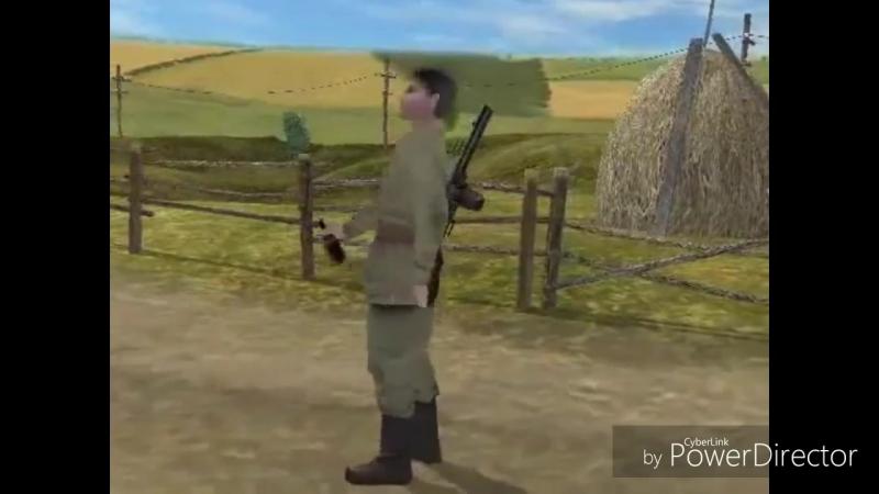 Вадим Самойлов Ангел НеБес - Я играю в войну.(проект Dim Chi)