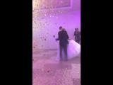 Весілля Анічки))перший танець