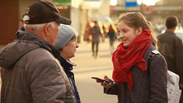 Бабушки ждут интернет (социальный ролик, Санкт-Петербург, май 2018)